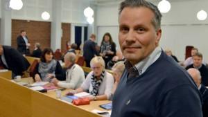 Tommy Reinås i kommunestyret